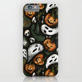 Vintage Halloween iPhone Case