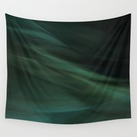 wave Wall Tapestries featuring Wave by Lena Weiss