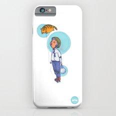 Topaz Dreaming. iPhone 6s Slim Case