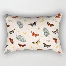 Autumnal Magic Night Rectangular Pillow