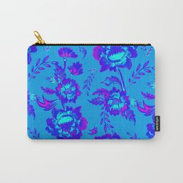 Flores vintage Carry-All Pouch