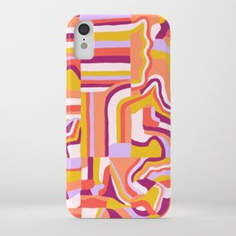 LOLA, Geo Abstract iPhone Case