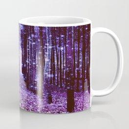 Magical Forest Purple Coffee Mug