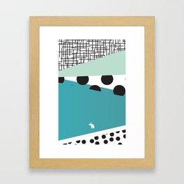 Psicotropia 2.0 Framed Art Print