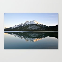 Canmore Canvas Print