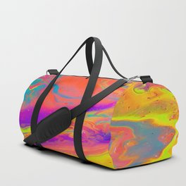 Psychedelic dream Duffle Bag