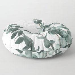Eucalyptus Leaves Floor Pillow