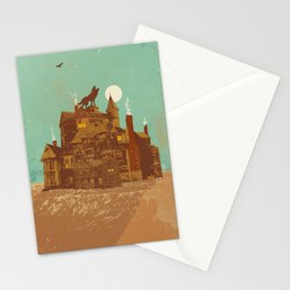 FELLOW WOLF Stationery Cards