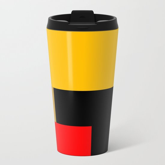 WARM Metal Travel Mug