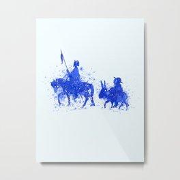 La Mancha Metal Print