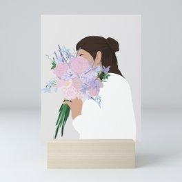 Spring is here! Mini Art Print