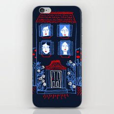 The Women in the House iPhone & iPod Skin