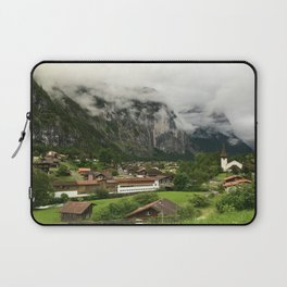 The Swiss Alps Laptop Sleeve