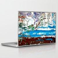 lake Laptop & iPad Skins featuring Lake by Claudia McBain