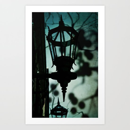 Haunted by You Art Print