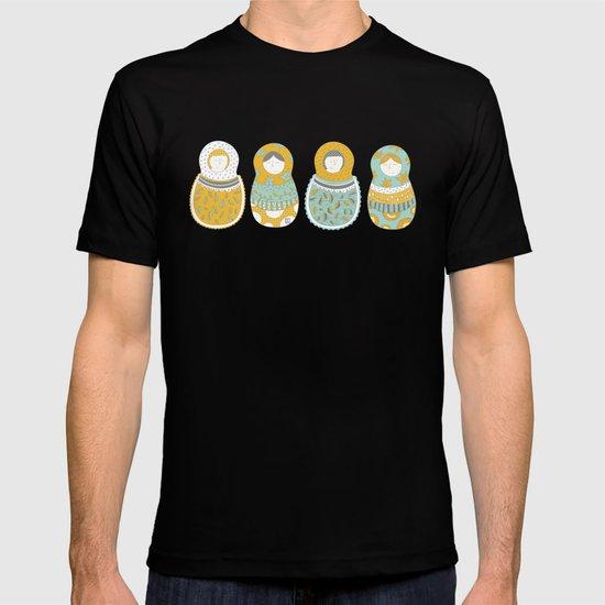 Autumnish mamushkas T-shirt