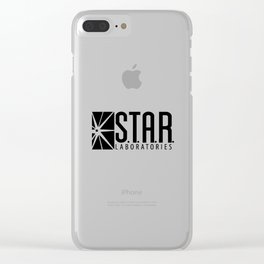 STAR Laboratories Clear iPhone Case