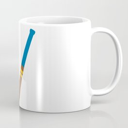 Field Hockey Emoji Coffee Mug