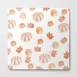Autumn must have Metal Print