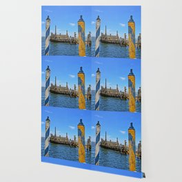 Vizcaya Barge Adventures Wallpaper