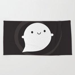 Spooky Wooky Ghost Beach Towel