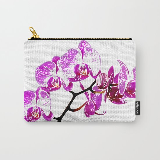 Orchidea Carry-All Pouch