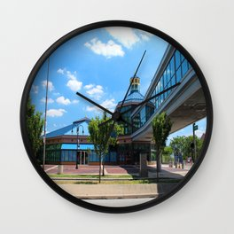 Imagination Station (formerly COSI, Portside) in Toledo Wall Clock