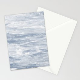 Waves Vs. Clouds Stationery Cards