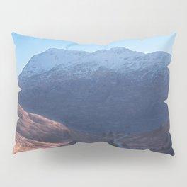 Fall in Alaska Photography Print Pillow Sham