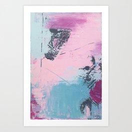 Pastel Dreams Art Print