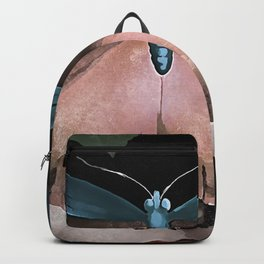 Butterfly woman #society6 #Art Print Backpack
