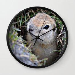 Hi....It's Me! Wall Clock