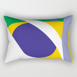 Desordem e Excesso Rectangular Pillow