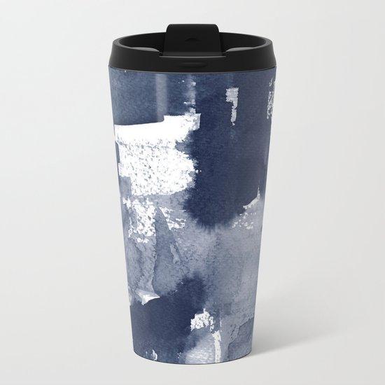 Indigo 2 Metal Travel Mug