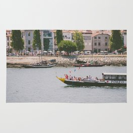 A ride on the river Rug