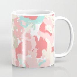 Branch - abstract minimal modern art office home decor dorm gender neutral bright happy painting Coffee Mug