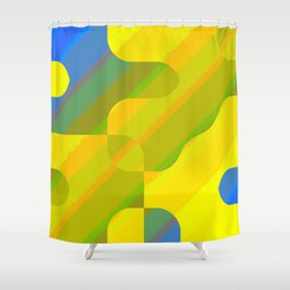 Dancer Shower Curtain