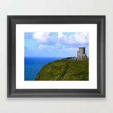 O'Brien's Tower Framed Art Print