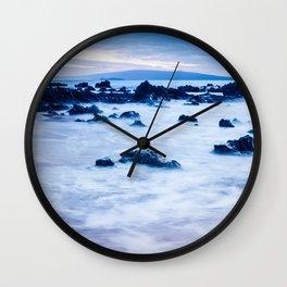 Keawakapu Kahaulani Aloha Tropical Nights Wall Clock