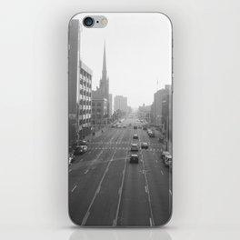 Detroit iPhone Skin