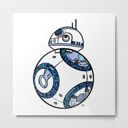BB-D2 Metal Print