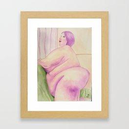 La Gitane Framed Art Print