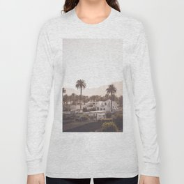 The village Long Sleeve T-shirt