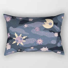 Cuties in Space Rectangular Pillow