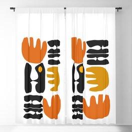 Cultural Meeting Blackout Curtain