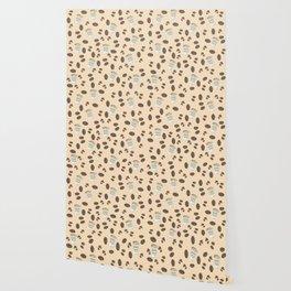 Coffee break Pattern Wallpaper