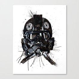 Tie Canvas Print