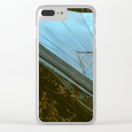 Mirrored Growth Clear iPhone Case