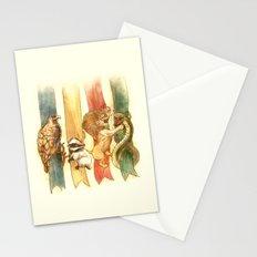 House Brawl Stationery Cards