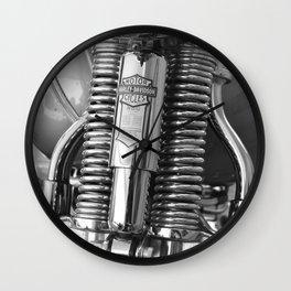 Harley Springer Wall Clock